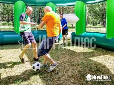 Футбольный аттракцион