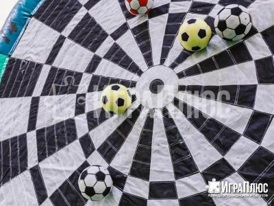 Футбольный дартс