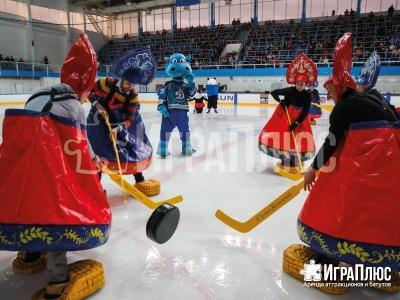 Хоккей в юбках