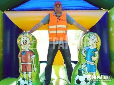 Батут Футбол