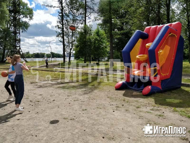 Баскетбольный тир