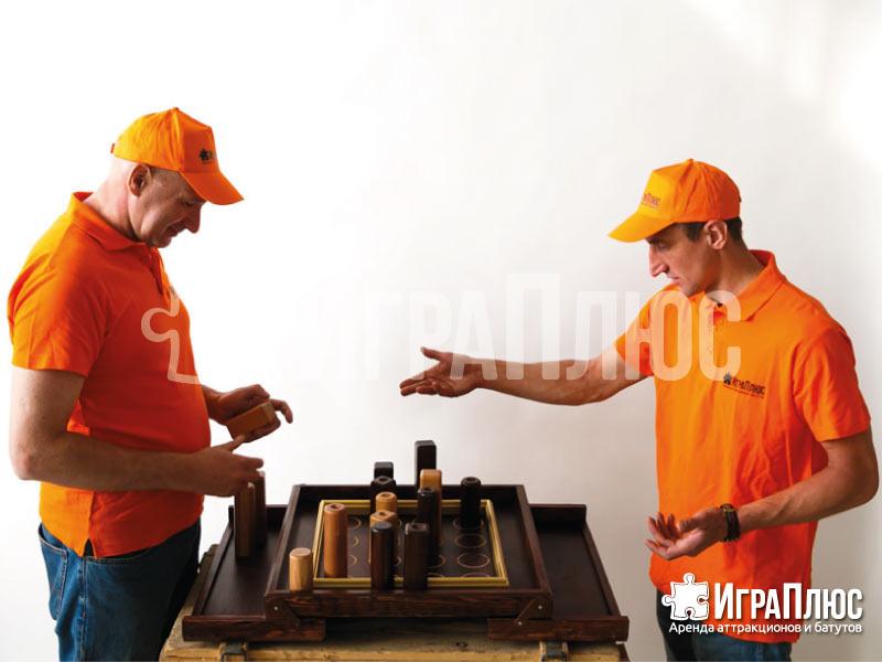 Игра Кварто