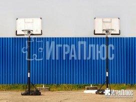 """Аттракцион """"Баскетбольные стойки"""""""