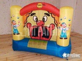 батут клоун