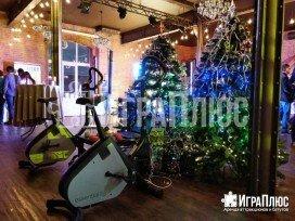 велоелка, велоелки, зож, новогодний аттракцион, новый год, корпоратив, играплюс, аренда аттракционов